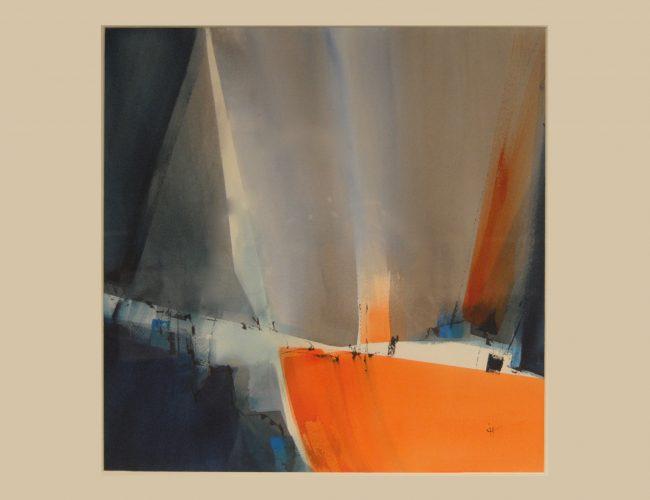 Abstrait 2 - Marie Françoise Ingels
